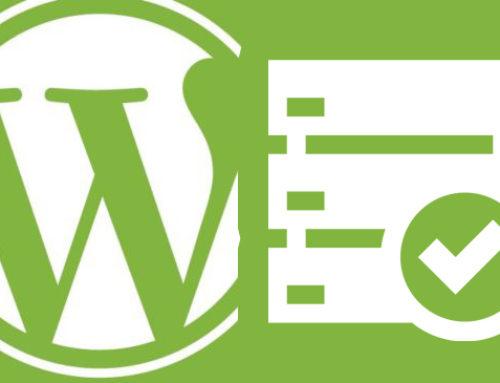 Schreibrechte für WordPress korrekt einstellen